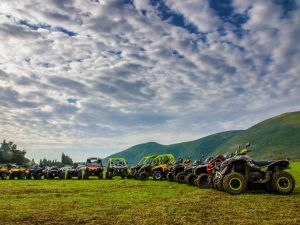 ATV OFF ROAD - Biogradska gora