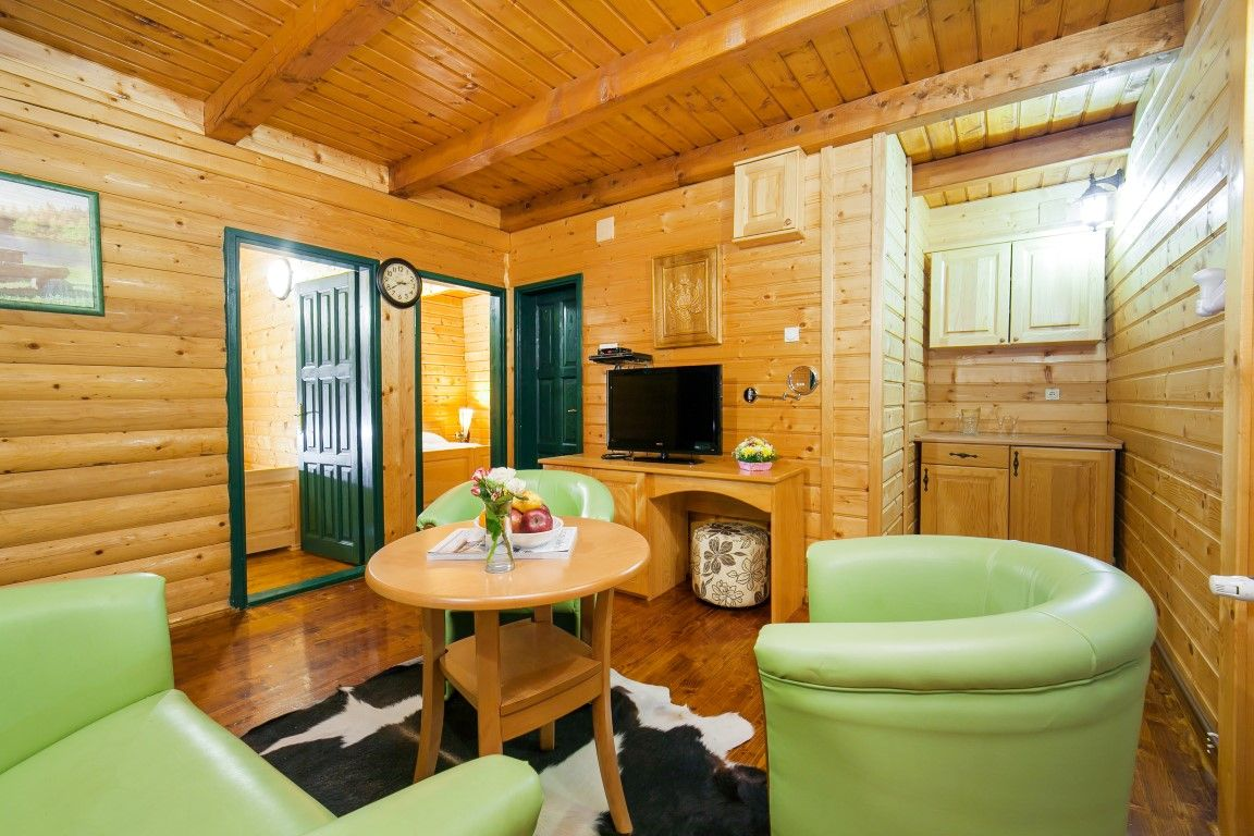 Two-Bedroom Cottage with Balcony (4 Adults)